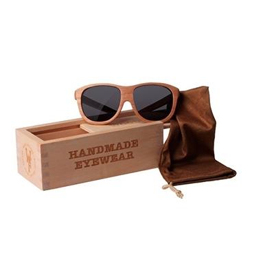 lunettes de soleil en bois pour hommes et femme color industry. Black Bedroom Furniture Sets. Home Design Ideas